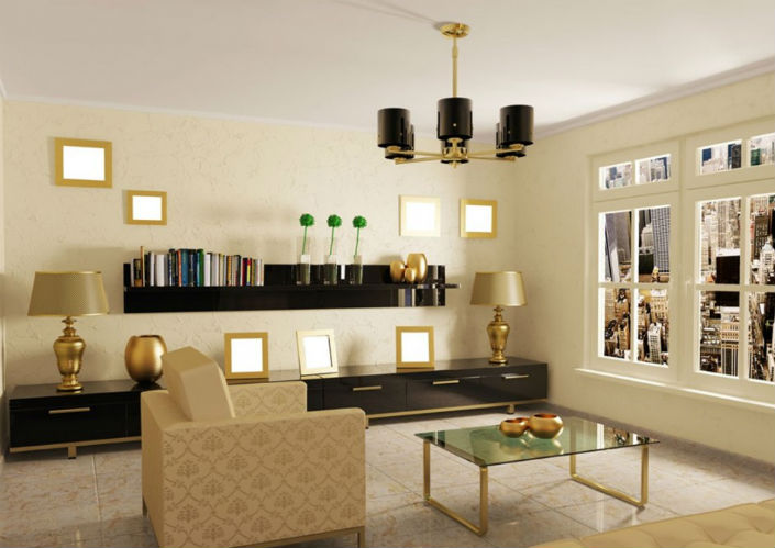 The Truth About Magnificent Brass Lamps And Home Decorating