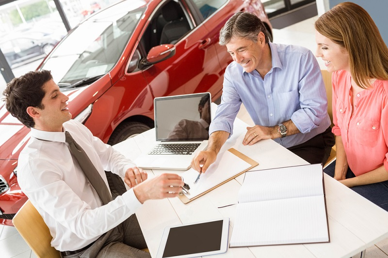 Working With a Vehicle Finance Broker