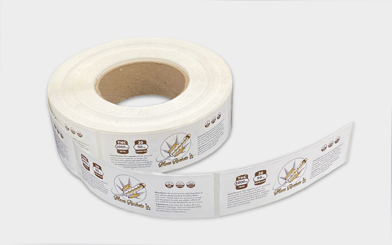 Custom Printed Roll Labels And Their Worldwide Popularity