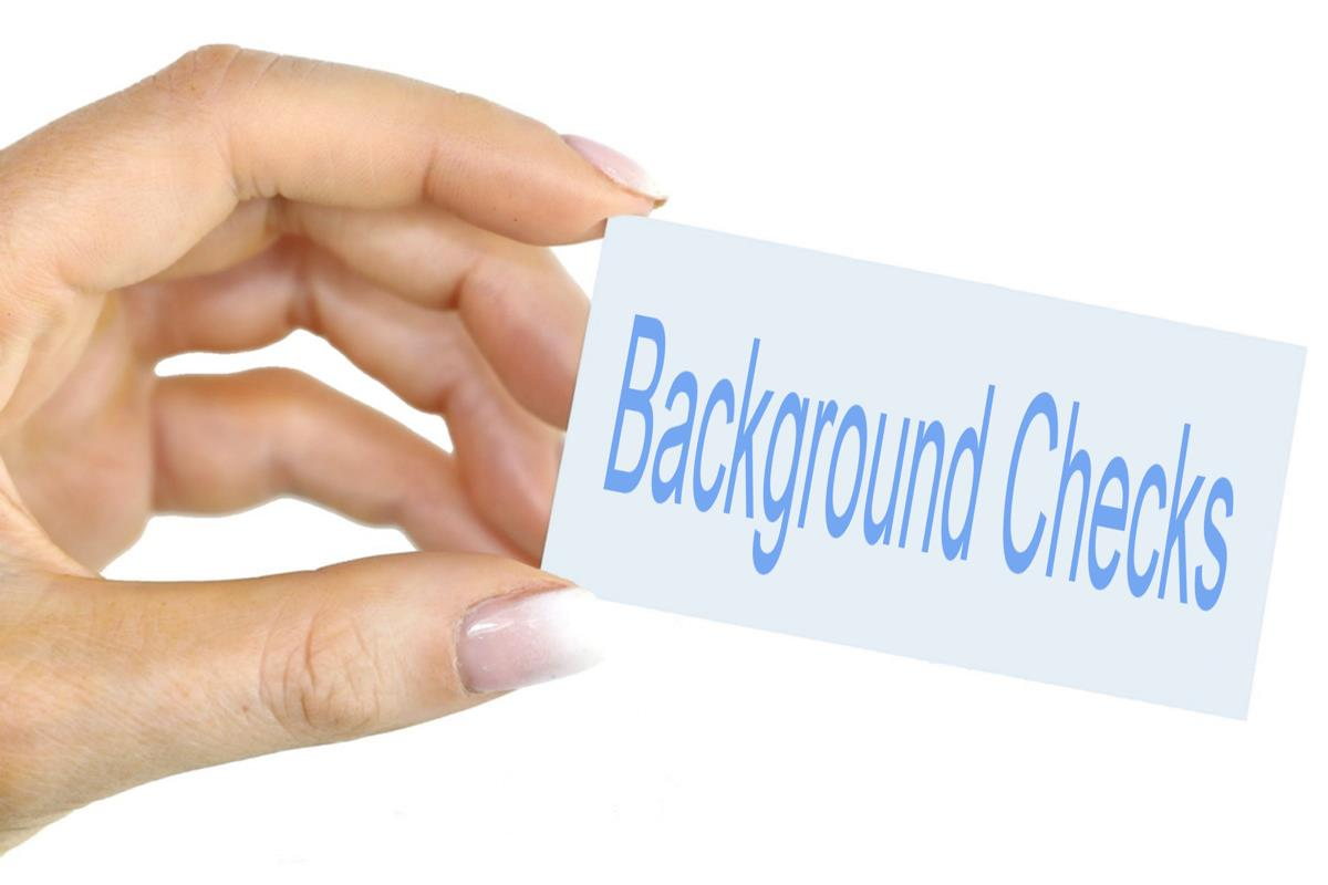 Top reasons for background checks