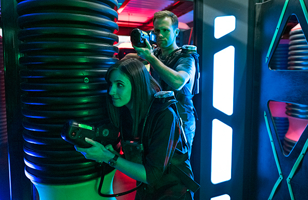 The best laser tag experience for you in Singapore